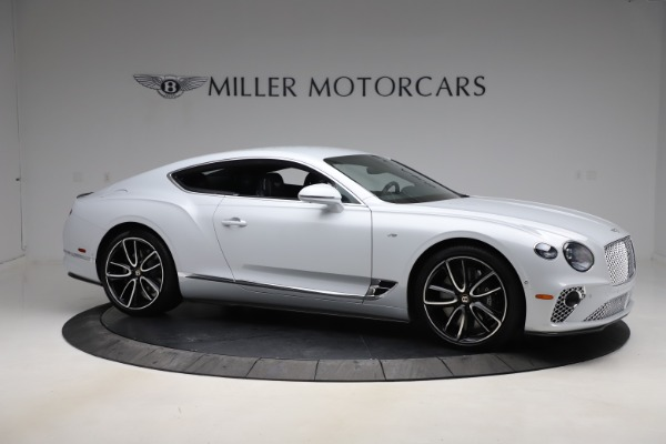 New 2020 Bentley Continental GT V8 for sale $283,430 at Rolls-Royce Motor Cars Greenwich in Greenwich CT 06830 10