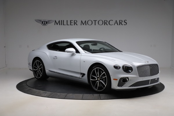 New 2020 Bentley Continental GT V8 for sale $283,430 at Rolls-Royce Motor Cars Greenwich in Greenwich CT 06830 11