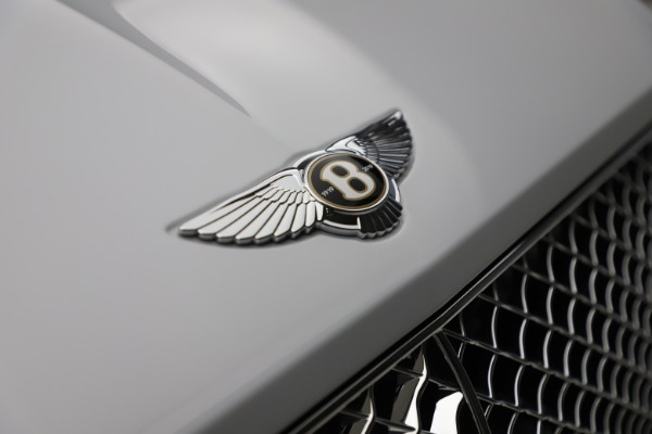 New 2020 Bentley Continental GT V8 for sale $283,430 at Rolls-Royce Motor Cars Greenwich in Greenwich CT 06830 13