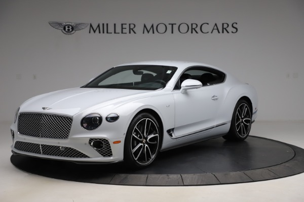 New 2020 Bentley Continental GT V8 for sale $283,430 at Rolls-Royce Motor Cars Greenwich in Greenwich CT 06830 2