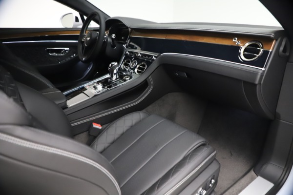 New 2020 Bentley Continental GT V8 for sale $283,430 at Rolls-Royce Motor Cars Greenwich in Greenwich CT 06830 21