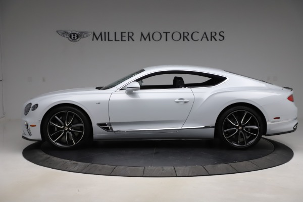 New 2020 Bentley Continental GT V8 for sale $283,430 at Rolls-Royce Motor Cars Greenwich in Greenwich CT 06830 3