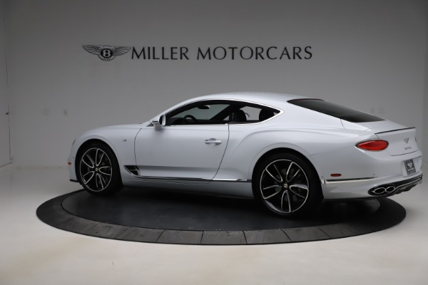 New 2020 Bentley Continental GT V8 for sale $283,430 at Rolls-Royce Motor Cars Greenwich in Greenwich CT 06830 4