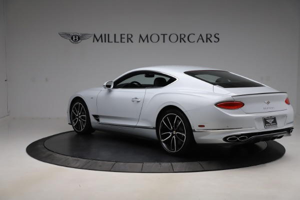 New 2020 Bentley Continental GT V8 for sale $283,430 at Rolls-Royce Motor Cars Greenwich in Greenwich CT 06830 5