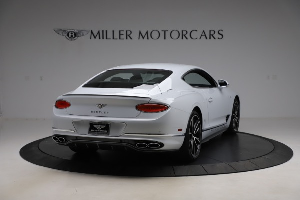 New 2020 Bentley Continental GT V8 for sale $283,430 at Rolls-Royce Motor Cars Greenwich in Greenwich CT 06830 7