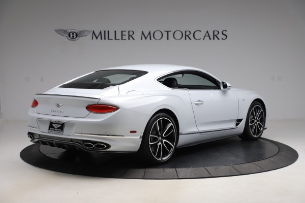 New 2020 Bentley Continental GT V8 for sale $283,430 at Rolls-Royce Motor Cars Greenwich in Greenwich CT 06830 8