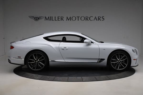 New 2020 Bentley Continental GT V8 for sale $283,430 at Rolls-Royce Motor Cars Greenwich in Greenwich CT 06830 9