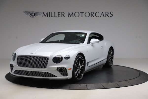 New 2020 Bentley Continental GT V8 for sale $283,430 at Rolls-Royce Motor Cars Greenwich in Greenwich CT 06830 1