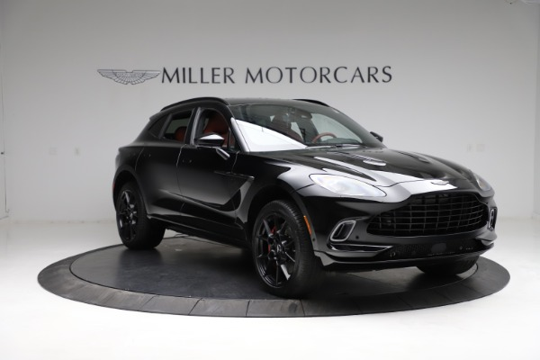 New 2021 Aston Martin DBX for sale $200,986 at Rolls-Royce Motor Cars Greenwich in Greenwich CT 06830 10