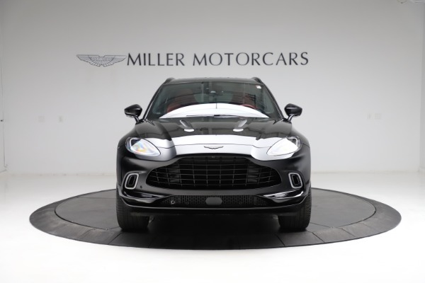 New 2021 Aston Martin DBX for sale $200,986 at Rolls-Royce Motor Cars Greenwich in Greenwich CT 06830 11