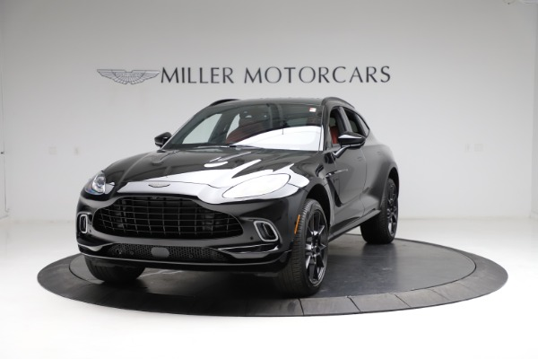 New 2021 Aston Martin DBX for sale $200,986 at Rolls-Royce Motor Cars Greenwich in Greenwich CT 06830 12