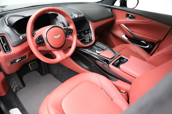 New 2021 Aston Martin DBX for sale $200,986 at Rolls-Royce Motor Cars Greenwich in Greenwich CT 06830 13