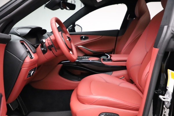 New 2021 Aston Martin DBX for sale $200,986 at Rolls-Royce Motor Cars Greenwich in Greenwich CT 06830 14