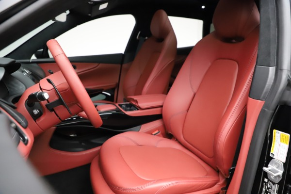 New 2021 Aston Martin DBX for sale $200,986 at Rolls-Royce Motor Cars Greenwich in Greenwich CT 06830 15