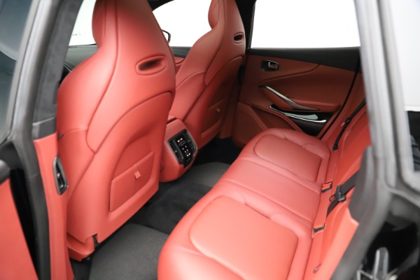 New 2021 Aston Martin DBX for sale $200,986 at Rolls-Royce Motor Cars Greenwich in Greenwich CT 06830 17