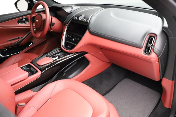 New 2021 Aston Martin DBX for sale $200,986 at Rolls-Royce Motor Cars Greenwich in Greenwich CT 06830 19