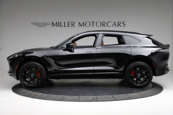 New 2021 Aston Martin DBX SUV for sale $200,986 at Rolls-Royce Motor Cars Greenwich in Greenwich CT 06830 2