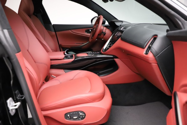 New 2021 Aston Martin DBX for sale $200,986 at Rolls-Royce Motor Cars Greenwich in Greenwich CT 06830 20