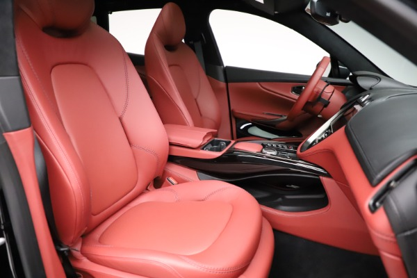 New 2021 Aston Martin DBX for sale $200,986 at Rolls-Royce Motor Cars Greenwich in Greenwich CT 06830 21