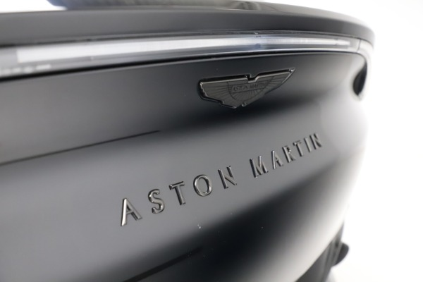 New 2021 Aston Martin DBX for sale $200,986 at Rolls-Royce Motor Cars Greenwich in Greenwich CT 06830 22