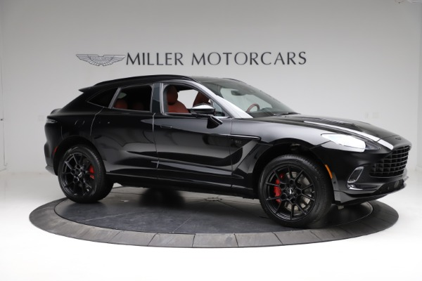 New 2021 Aston Martin DBX for sale $200,986 at Rolls-Royce Motor Cars Greenwich in Greenwich CT 06830 9
