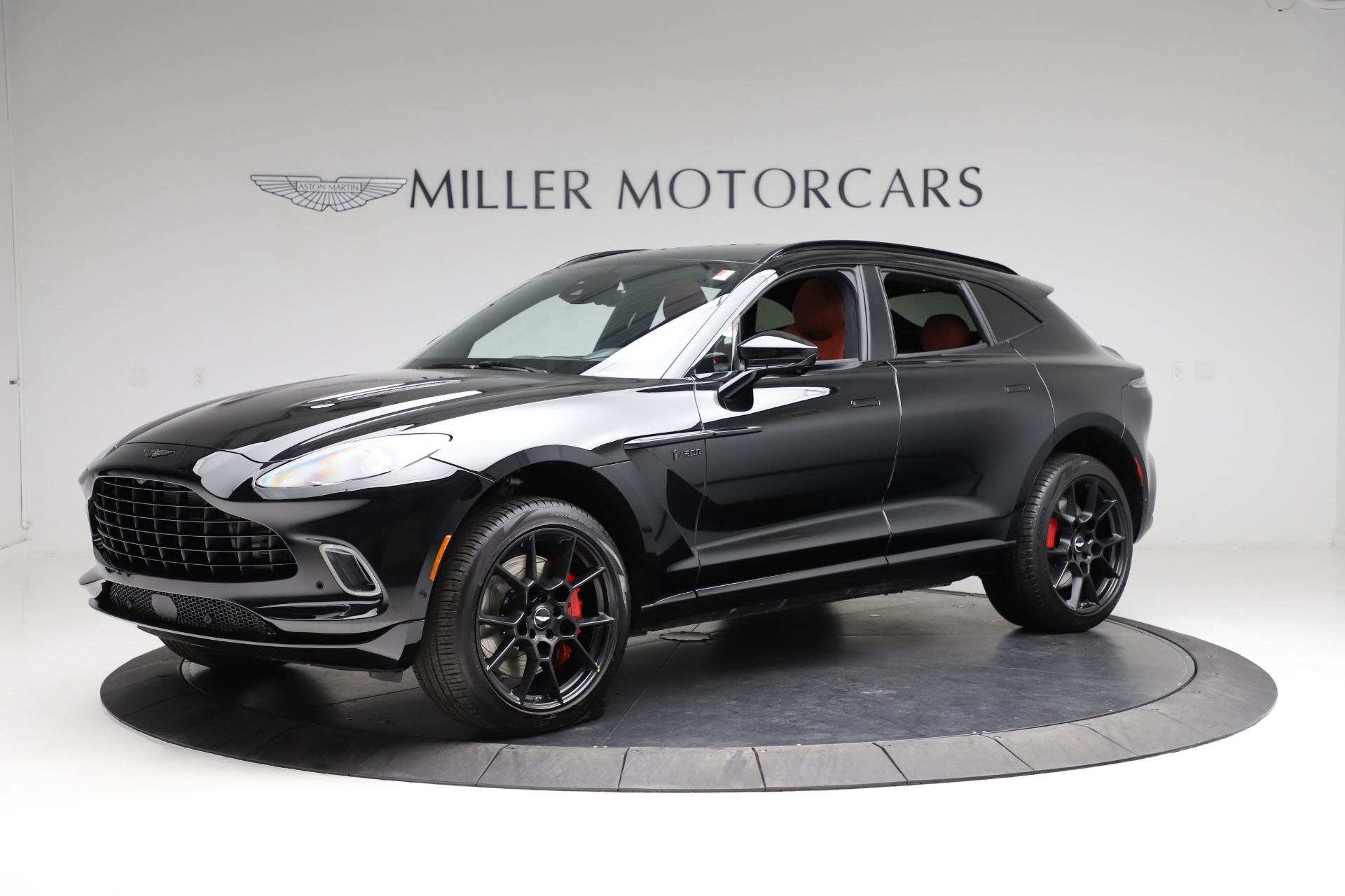 New 2021 Aston Martin DBX for sale $200,986 at Rolls-Royce Motor Cars Greenwich in Greenwich CT 06830 1