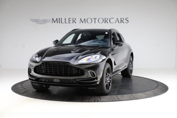 New 2021 Aston Martin DBX for sale $212,686 at Rolls-Royce Motor Cars Greenwich in Greenwich CT 06830 12