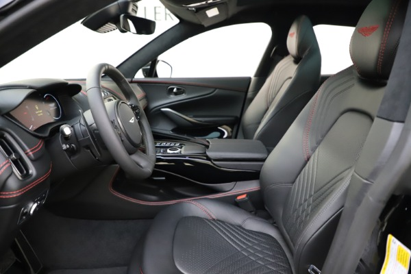 New 2021 Aston Martin DBX for sale $212,686 at Rolls-Royce Motor Cars Greenwich in Greenwich CT 06830 13