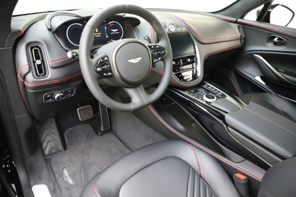 New 2021 Aston Martin DBX for sale $212,686 at Rolls-Royce Motor Cars Greenwich in Greenwich CT 06830 14