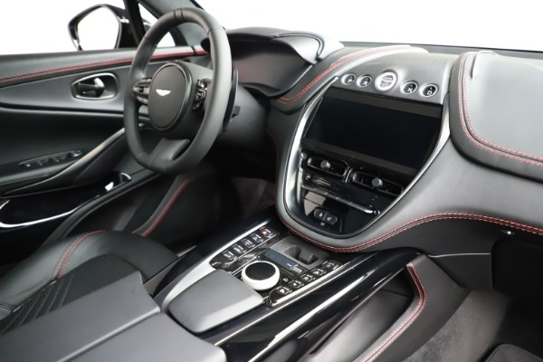 New 2021 Aston Martin DBX for sale $212,686 at Rolls-Royce Motor Cars Greenwich in Greenwich CT 06830 20