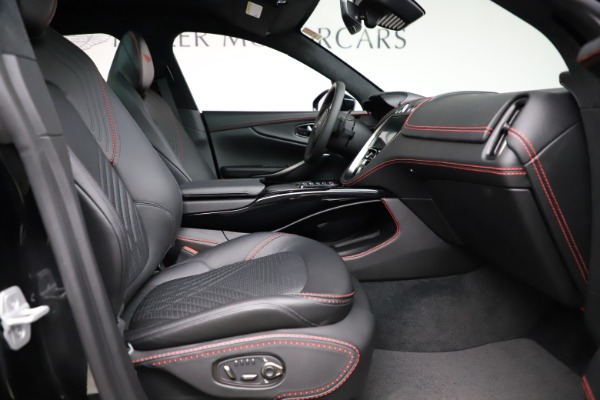 New 2021 Aston Martin DBX for sale $212,686 at Rolls-Royce Motor Cars Greenwich in Greenwich CT 06830 21