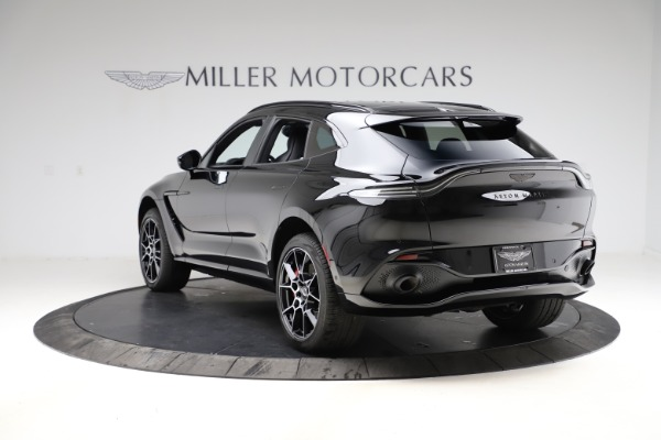 New 2021 Aston Martin DBX for sale $212,686 at Rolls-Royce Motor Cars Greenwich in Greenwich CT 06830 4