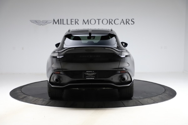 New 2021 Aston Martin DBX for sale $212,686 at Rolls-Royce Motor Cars Greenwich in Greenwich CT 06830 5