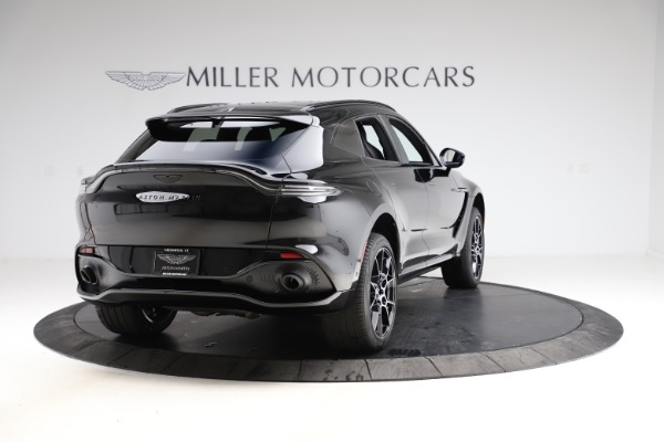 New 2021 Aston Martin DBX for sale $212,686 at Rolls-Royce Motor Cars Greenwich in Greenwich CT 06830 6