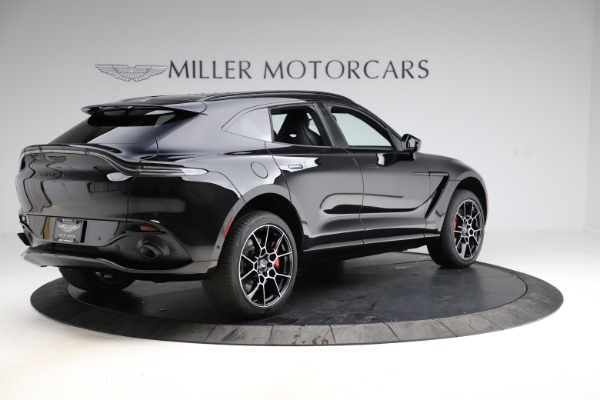 New 2021 Aston Martin DBX for sale $212,686 at Rolls-Royce Motor Cars Greenwich in Greenwich CT 06830 7