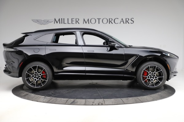 New 2021 Aston Martin DBX for sale $212,686 at Rolls-Royce Motor Cars Greenwich in Greenwich CT 06830 8
