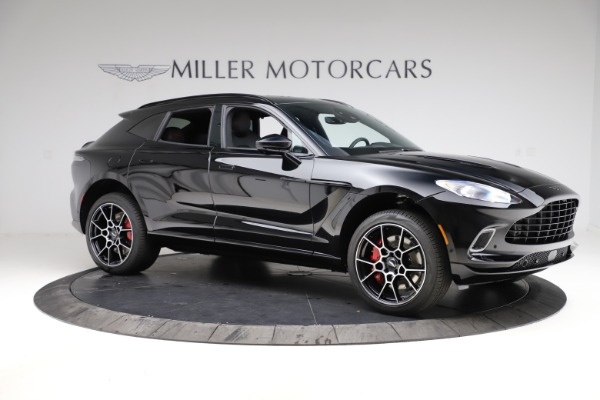 New 2021 Aston Martin DBX for sale $212,686 at Rolls-Royce Motor Cars Greenwich in Greenwich CT 06830 9