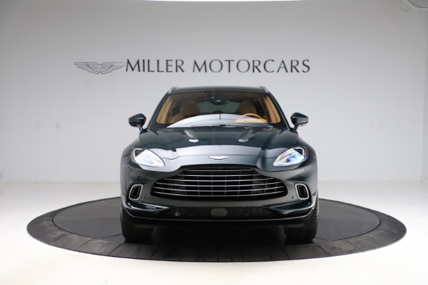 New 2021 Aston Martin DBX SUV for sale $221,386 at Rolls-Royce Motor Cars Greenwich in Greenwich CT 06830 10