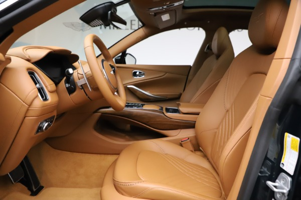 New 2021 Aston Martin DBX SUV for sale $221,386 at Rolls-Royce Motor Cars Greenwich in Greenwich CT 06830 11