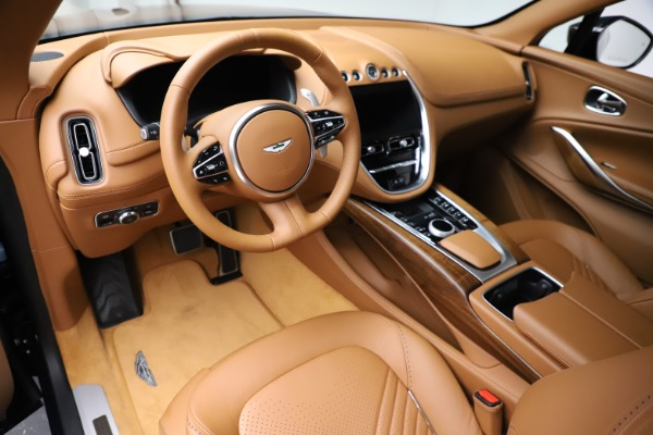 New 2021 Aston Martin DBX SUV for sale $221,386 at Rolls-Royce Motor Cars Greenwich in Greenwich CT 06830 12