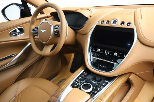 New 2021 Aston Martin DBX SUV for sale $221,386 at Rolls-Royce Motor Cars Greenwich in Greenwich CT 06830 19