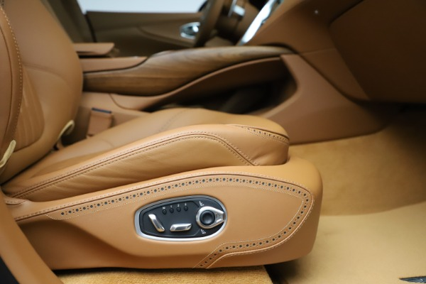 New 2021 Aston Martin DBX SUV for sale $221,386 at Rolls-Royce Motor Cars Greenwich in Greenwich CT 06830 20