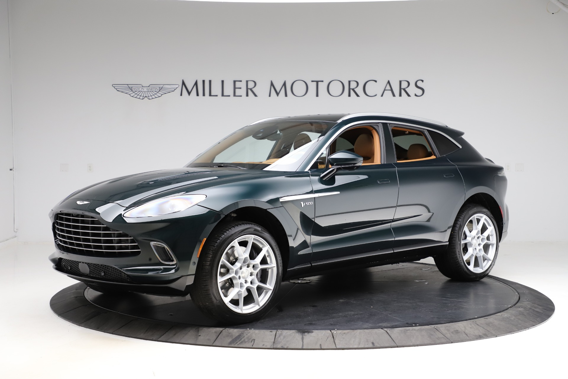 New 2021 Aston Martin DBX SUV for sale $221,386 at Rolls-Royce Motor Cars Greenwich in Greenwich CT 06830 1