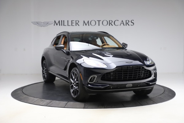 New 2021 Aston Martin DBX for sale $264,386 at Rolls-Royce Motor Cars Greenwich in Greenwich CT 06830 10