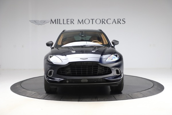 New 2021 Aston Martin DBX SUV for sale $264,386 at Rolls-Royce Motor Cars Greenwich in Greenwich CT 06830 11