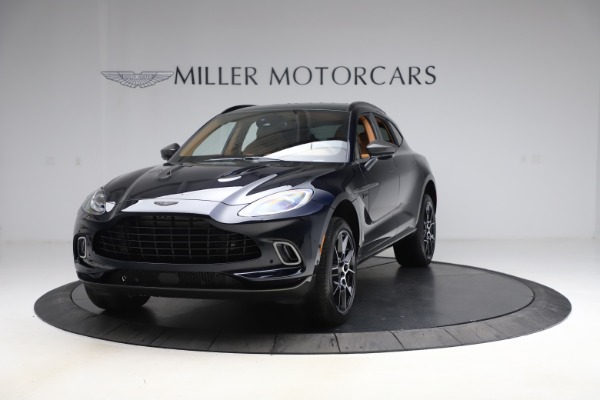 New 2021 Aston Martin DBX SUV for sale $264,386 at Rolls-Royce Motor Cars Greenwich in Greenwich CT 06830 12