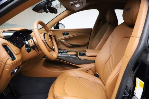 New 2021 Aston Martin DBX for sale $264,386 at Rolls-Royce Motor Cars Greenwich in Greenwich CT 06830 13