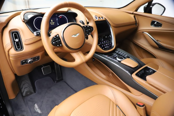 New 2021 Aston Martin DBX SUV for sale $264,386 at Rolls-Royce Motor Cars Greenwich in Greenwich CT 06830 14