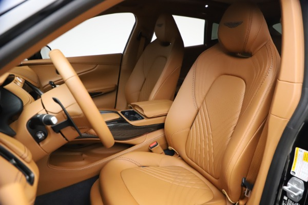 New 2021 Aston Martin DBX for sale $264,386 at Rolls-Royce Motor Cars Greenwich in Greenwich CT 06830 15