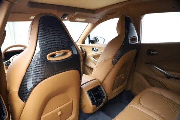 New 2021 Aston Martin DBX for sale $264,386 at Rolls-Royce Motor Cars Greenwich in Greenwich CT 06830 18
